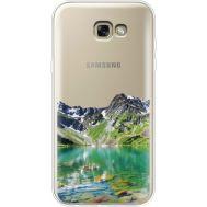 Силиконовый чехол BoxFace Samsung A720 Galaxy A7 2017 Green Mountain (35960-cc69)