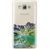 Силиконовый чехол BoxFace Samsung A700 Galaxy A7 Green Mountain (35961-cc69)