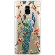 Силиконовый чехол BoxFace Samsung A730 Galaxy A8 Plus (2018) Pavlin (35992-cc5)