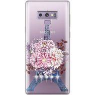 Силиконовый чехол BoxFace Samsung N960 Galaxy Note 9 Eiffel Tower (934974-rs1)