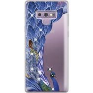 Силиконовый чехол BoxFace Samsung N960 Galaxy Note 9 Peafowl (934974-rs7)