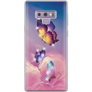 Силиконовый чехол BoxFace Samsung N960 Galaxy Note 9 Butterflies (934974-rs19)