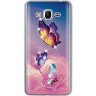 Силиконовый чехол BoxFace Samsung J2 Prime Butterflies (935053-rs19)