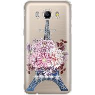 Силиконовый чехол BoxFace Samsung J710 Galaxy J7 2016 Eiffel Tower (935060-rs1)