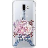 Силиконовый чехол BoxFace Samsung J610 Galaxy J6 Plus 2018 Eiffel Tower (935459-rs1)