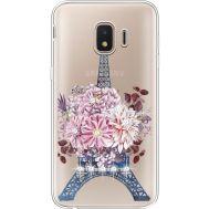 Силиконовый чехол BoxFace Samsung J260 Galaxy J2 Core Eiffel Tower (935464-rs1)