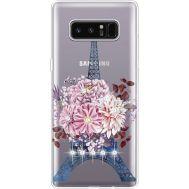 Силиконовый чехол BoxFace Samsung N950F Galaxy Note 8 Eiffel Tower (935949-rs1)