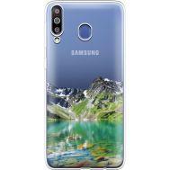 Силиконовый чехол BoxFace Samsung M305 Galaxy M30 Green Mountain (36974-cc69)