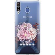 Силиконовый чехол BoxFace Samsung M305 Galaxy M30 Eiffel Tower (936974-rs1)
