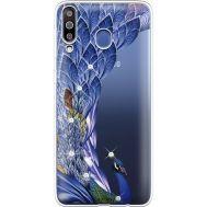 Силиконовый чехол BoxFace Samsung M305 Galaxy M30 Peafowl (936974-rs7)