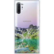 Силиконовый чехол BoxFace Samsung N975 Galaxy Note 10 Plus Green Mountain (37687-cc69)