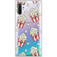 Силиконовый чехол BoxFace Samsung N975 Galaxy Note 10 Plus с 3D-глазками Popcorn (37687-cc75)