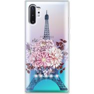 Силиконовый чехол BoxFace Samsung N975 Galaxy Note 10 Plus Eiffel Tower (937687-rs1)