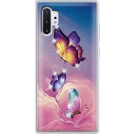 Силиконовый чехол BoxFace Samsung N975 Galaxy Note 10 Plus Butterflies (937687-rs19)