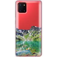Силиконовый чехол BoxFace Samsung N770 Galaxy Note 10 Lite Green Mountain (38846-cc69)