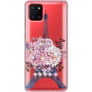 Силиконовый чехол BoxFace Samsung N770 Galaxy Note 10 Lite Eiffel Tower (38846-rs1)