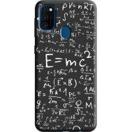 Силиконовый чехол BoxFace Samsung M215 Galaxy M21 E=mc2 (39616-bk65)