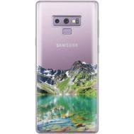 Силиконовый чехол BoxFace Samsung N960 Galaxy Note 9 Green Mountain (34974-cc69)