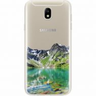 Силиконовый чехол BoxFace Samsung J730 Galaxy J7 2017 Green Mountain (35020-cc69)