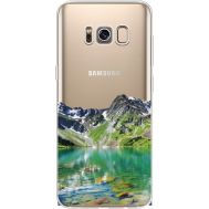 Силиконовый чехол BoxFace Samsung G950 Galaxy S8 Green Mountain (35049-cc69)