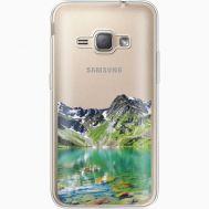Силиконовый чехол BoxFace Samsung J120H Galaxy J1 2016 Green Mountain (35052-cc69)