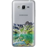 Силиконовый чехол BoxFace Samsung J2 Prime Green Mountain (35053-cc69)