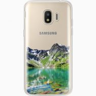 Силиконовый чехол BoxFace Samsung J250 Galaxy J2 (2018) Green Mountain (35055-cc69)