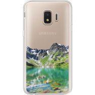 Силиконовый чехол BoxFace Samsung J260 Galaxy J2 Core Green Mountain (35464-cc69)