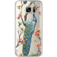 Силиконовый чехол BoxFace Samsung G930 Galaxy S7 Pavlin (35495-cc5)