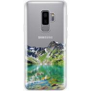 Силиконовый чехол BoxFace Samsung G965 Galaxy S9 Plus Green Mountain (35749-cc69)