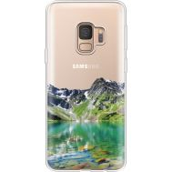 Силиконовый чехол BoxFace Samsung G960 Galaxy S9 Green Mountain (36194-cc69)