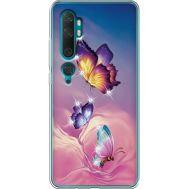 Силиконовый чехол BoxFace Xiaomi Mi Note 10 / Mi Note 10 Pro Butterflies (938538-rs19)