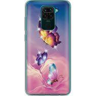 Силиконовый чехол BoxFace Xiaomi Redmi 10X Butterflies (940367-rs19)