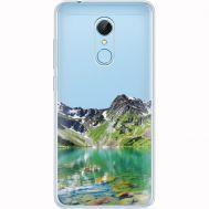 Силиконовый чехол BoxFace Xiaomi Redmi 5 Green Mountain (35031-cc69)