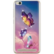 Силиконовый чехол BoxFace Xiaomi Redmi 5A Butterflies (935028-rs19)
