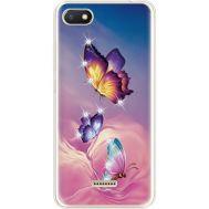 Силиконовый чехол BoxFace Xiaomi Redmi 6A Butterflies (935030-rs19)