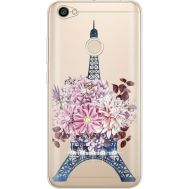 Силиконовый чехол BoxFace Xiaomi Redmi Note 5A Prime Eiffel Tower (935076-rs1)