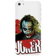 Силиконовый чехол Remax Apple iPhone 5 / 5S Joker Vector