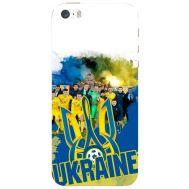 Силиконовый чехол Remax Apple iPhone 5 / 5S Ukraine national team