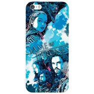 Силиконовый чехол Remax Apple iPhone 5 / 5S Game Of Thrones