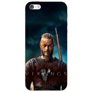 Силиконовый чехол Remax Apple iPhone 5 / 5S Vikings