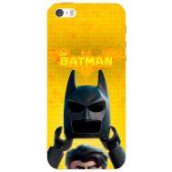 Силиконовый чехол Remax Apple iPhone 5 / 5S Lego Batman