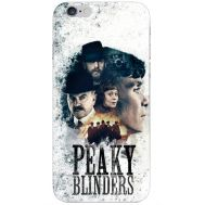 Силиконовый чехол Remax Apple iPhone 6 4.7 Peaky Blinders Poster