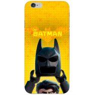 Силиконовый чехол Remax Apple iPhone 6 4.7 Lego Batman