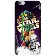 Силиконовый чехол Remax Apple iPhone 6 4.7 Lego StarWars