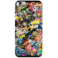 Силиконовый чехол Remax Apple iPhone 6 4.7 CS:Go Stickerbombing