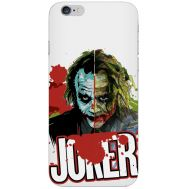Силиконовый чехол Remax Apple iPhone 6 Plus 5.5 Joker Vector