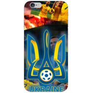 Силиконовый чехол Remax Apple iPhone 6 Plus 5.5 UA national team