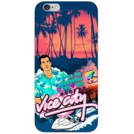 Силиконовый чехол Remax Apple iPhone 6 Plus 5.5 GTA Vice City