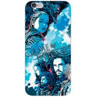 Силиконовый чехол Remax Apple iPhone 6 Plus 5.5 Game Of Thrones